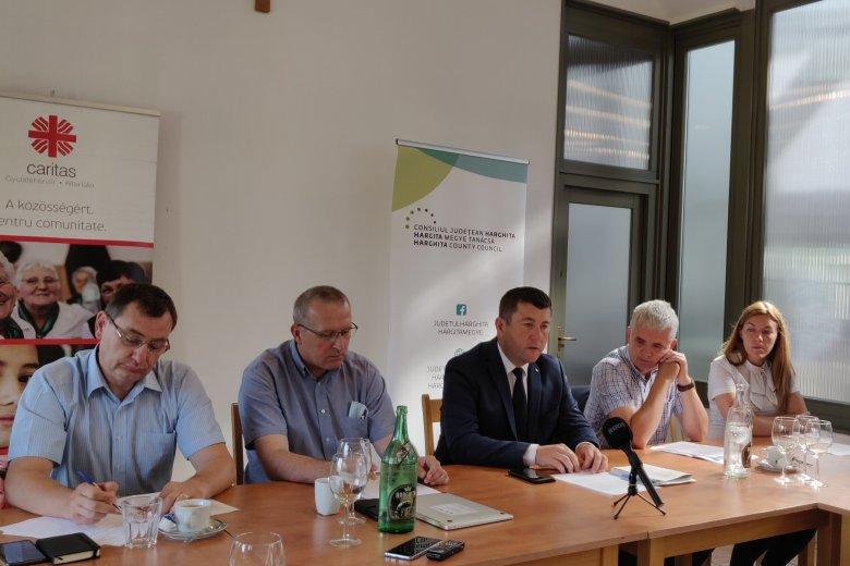 Csíkmadarason és Felsősófalván hozna létre nappali foglalkoztatóközpontokat a Gyulafehérvári Caritas
