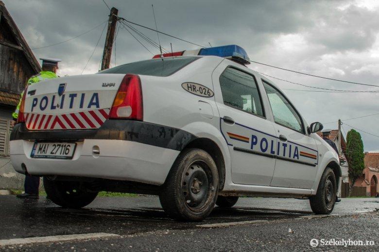 Országosan körözött bűnözőt kaptak el Maroshévízen