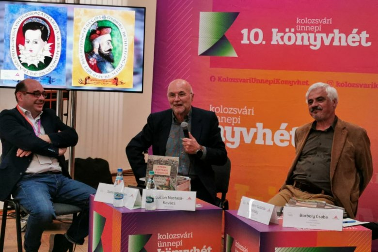 A székelység története könyv román nyelvű változatát is bemutatták Kolozsváron