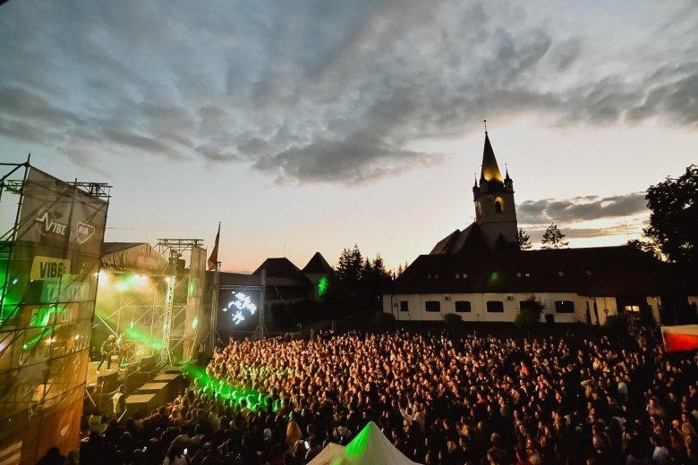 Vibe: City Edition – három nap alatt 17 ezer ember bulizott a marosvásárhelyi várban