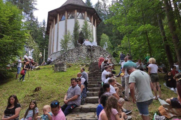 Húszéves a Szent Kristóf-kápolna