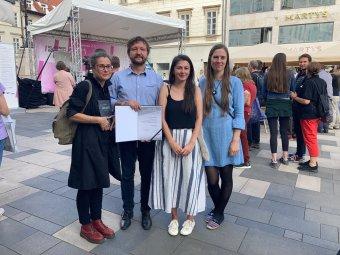 Erdélyi szép könyveket díjaztak Budapesten