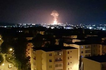 Belső vizsgálat az Azomureşnél történt robbanás ügyében, Soós Zoltán nem tartja elfogadhatónak a társaság magyarázatait