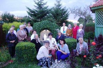 A közös ima erejében hisznek a harminc éves szentegyházi rózsafüzér-társulatnál