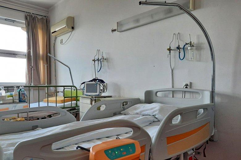 Új ágyakat és lélegeztetőgépeket kapott a csíkszeredai kórház