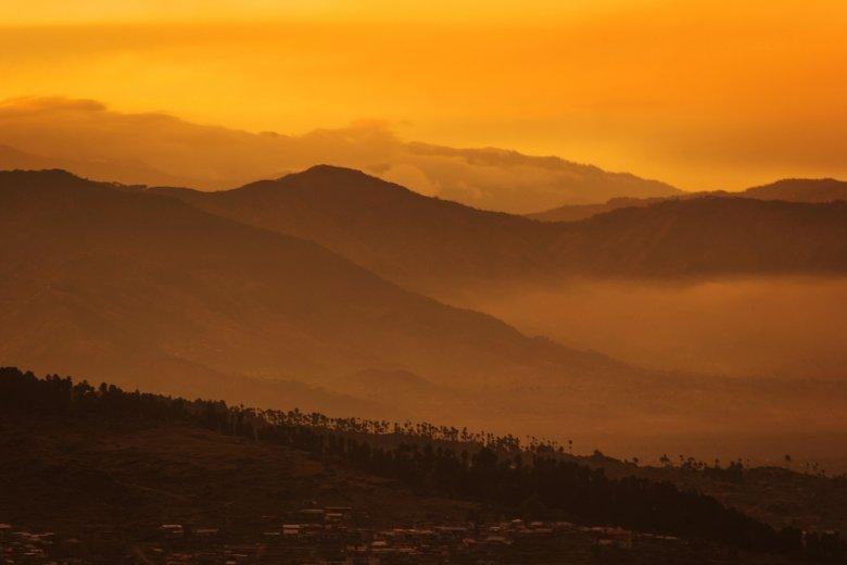 Csak látványos, nem káros a térségünkön is átvonuló hamufelhő