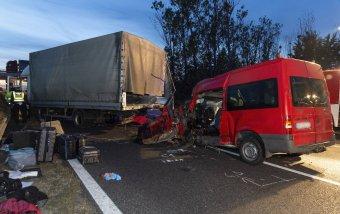 Négy székelyföldi halálos áldozata van a keddi magyarországi balesetnek
