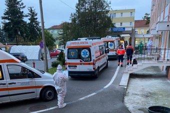 Egyre nagyobb nyomás alá kerül a mentőszolgálat