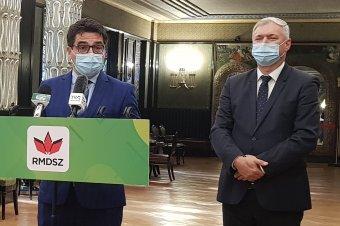 A magyar közösség megmaradása a cél