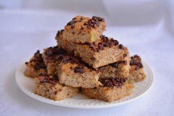 Rebarbarás – quinoás sütemény
