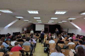 161 gyereknek tartottak önismereti és pályaválasztási programot