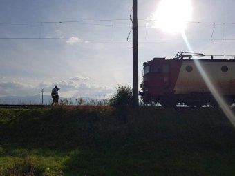 Halálos vasúti baleset történt Hargita megyében
