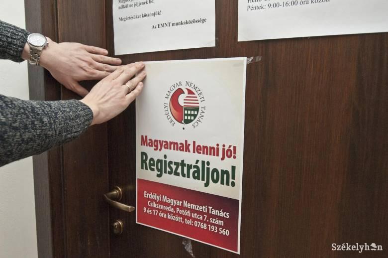 Közeledik a regisztráció vége