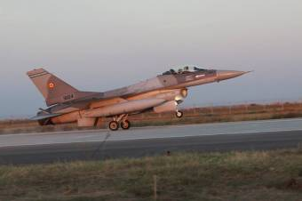 Szolgálatba álltak a Portugáliától két éve vásárolt F-16-os vadászrepülők: a védelmi miniszter további gépek beszerzését tervezi