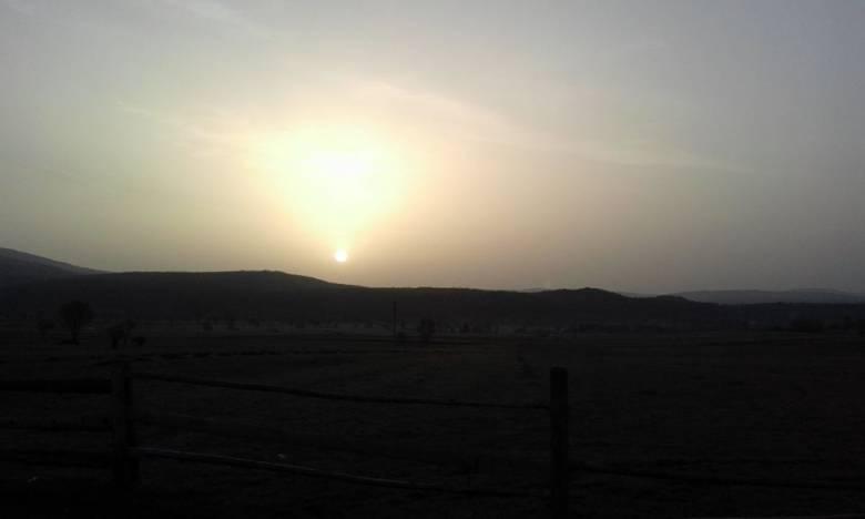 Szaharai eredetű porfelhő érkezhet Románia fölé a következő napokban