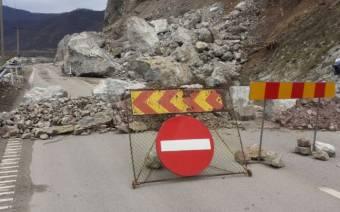 Elkerülnék az újabb sziklaomlásokat Maroshévíz és Déda között