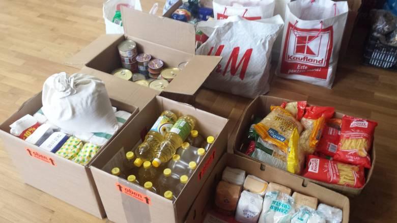 Tartós élelmiszert gyűjtenek a rászorulóknak Háromszéken