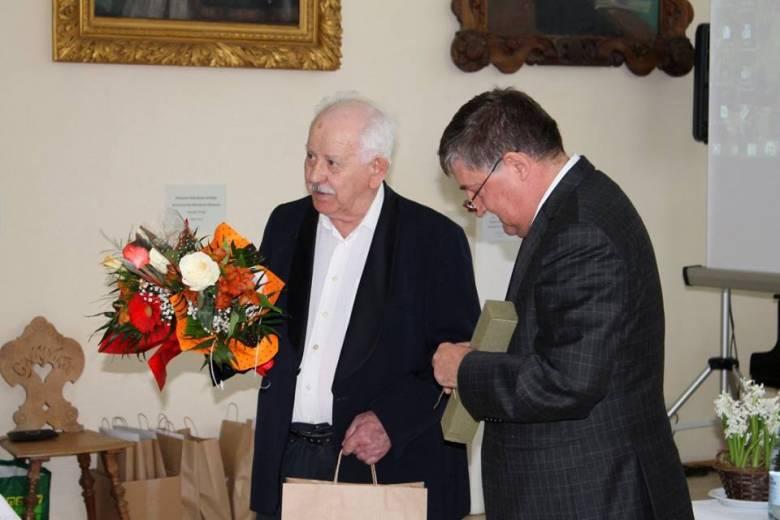 Életműdíjat kapott Albert Ernő