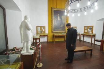 Áder János lesz a megújult Arany-múzeum első látogatója