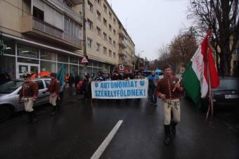 """A """"székely béke elvének"""" érvényesítésére kéri az SZNT a szombati felvonulókat"""