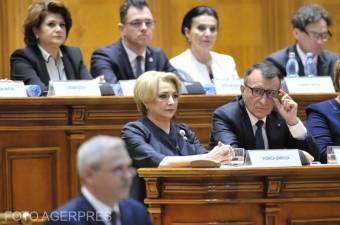 Bizalmat kapott a Dăncilă-kormány