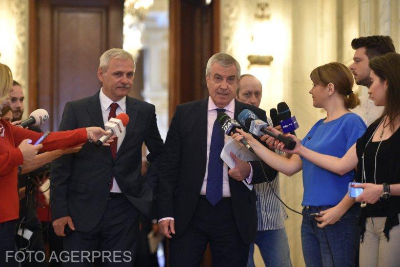 Közös államfőjelöltet indít a PSD és az ALDE – jelentette be Dragnea a neptuni tanácskozáson