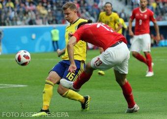 Zlatan nélkül is menetelnek a svédek