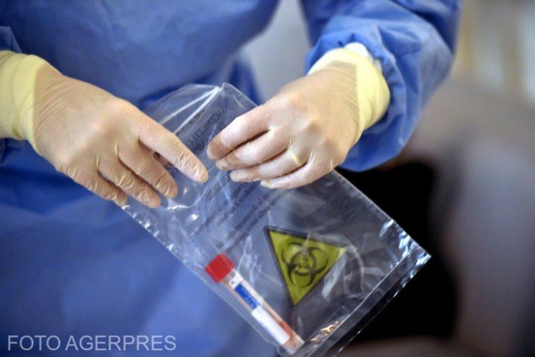 Több mint kétszázzal megugrott a fertőzöttek száma Romániában