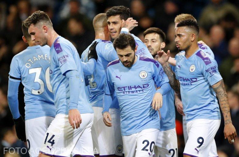 Indulhat a BL-ben a Manchester City