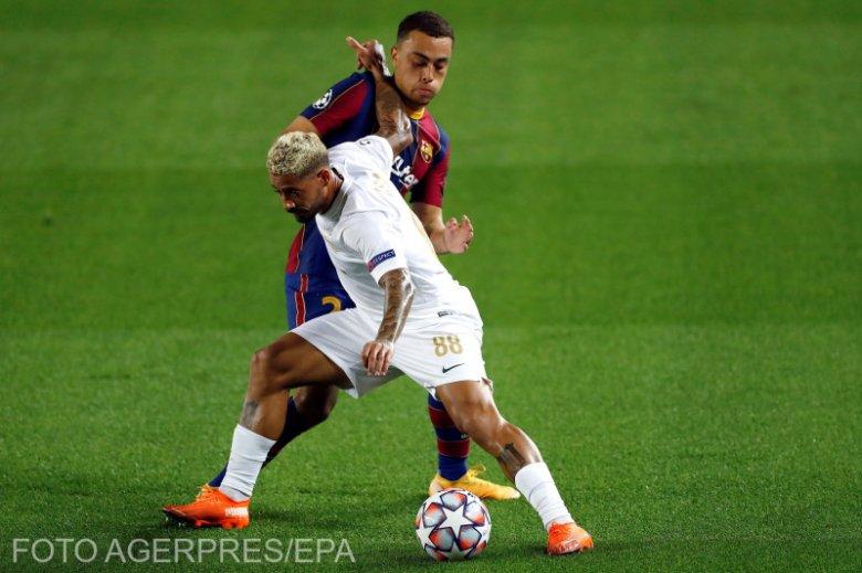 Sokat kapott a Fradi Barcelonában, de nincs mit szégyellni