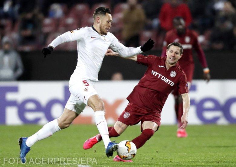 Megbüntette a Kolozsvári CFR-t az UEFA