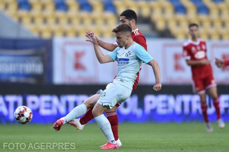 Nem lőtt kapura a Sepsi OSK, az FCSB elhódította a kupát