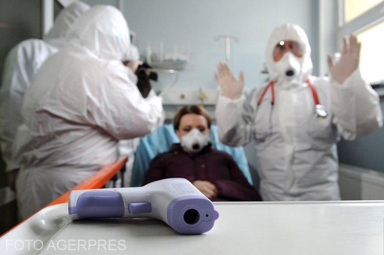 Negatívak a sepsiszentgyörgyi kórházból eddig elvégzett koronavírus-tesztek