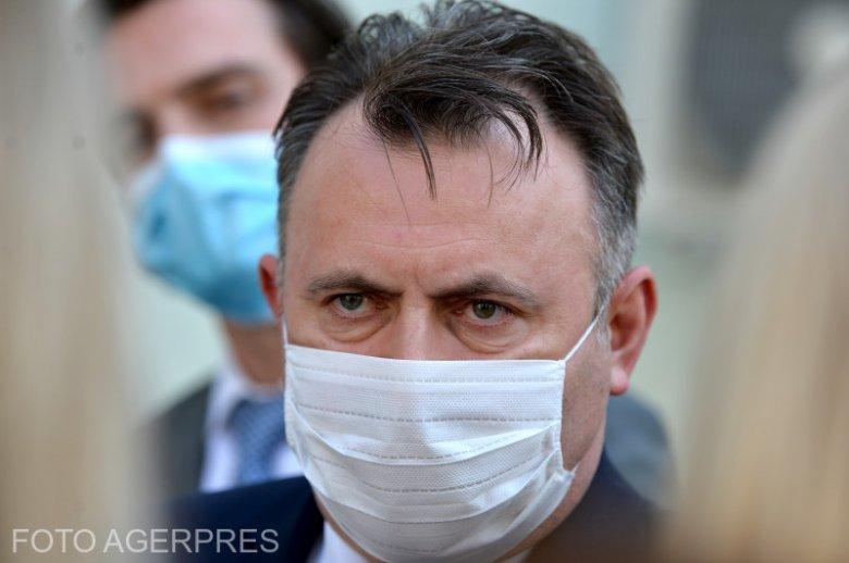 Egészségügyi miniszter: lassú növekedésben van a koronavírus-fertőzések száma