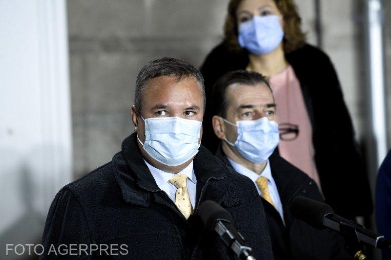 Nicolae Ciucă lesz az ügyvivő miniszterelnök