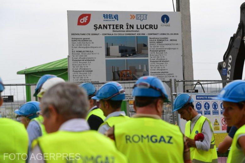Év végéig beüzemelik a több mint 250 millió euróból készülő hőerőművet
