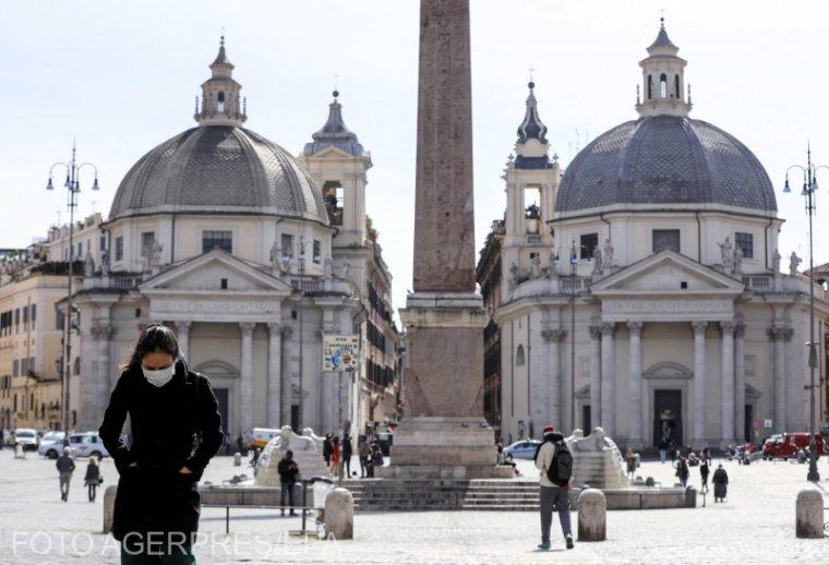 Itália bekeményített: huszonhárom millió olasz dolgozónak tették kötelezővé a védettségi igazolást