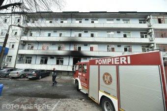 Számos ok vezetett a tragédiához – elkészült a jelentés a bukaresti Matei Balș intézetben történt tűzesetről