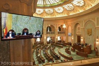 """""""Románia nem eladó!"""" – Leszavazta a szenátus a területi autonómiát célzó törvénytervezetet"""