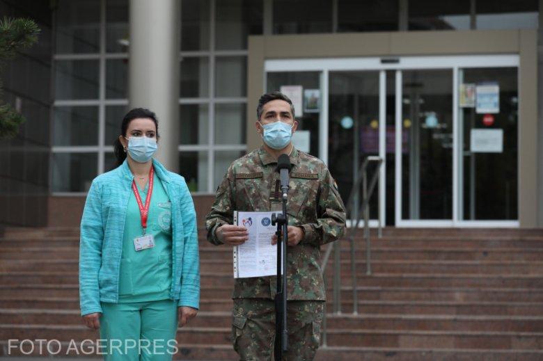 Gheorghiţă: olyan helyzetben van Románia járványügyi szempontból, mint tavaly Olaszország