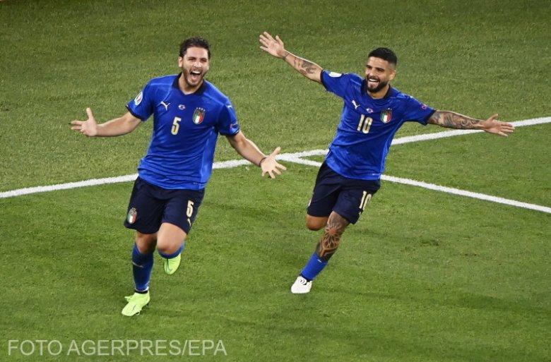 Elsőként walesi-dán és olasz-osztrák csata a negyeddöntőért