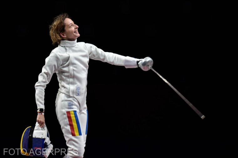 Megvan az első román érem az olimpián, Ana Maria Popescu aranytussal kapott ki a döntőben