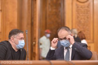 Magyar kémnek nevezték Fábián Gyula leendő ombudsmant ellenzéki román honatyák