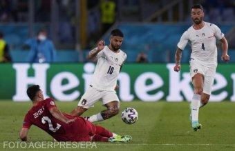 Totális olasz támadófutball, fölényes győzelem az Eb nyitómérkőzésén