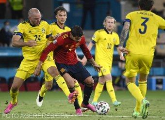 Jól zárt a svéd retesz, spanyol gólképtelenség