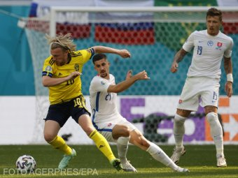Forsberg bevágta a tizenegyest, fél lábbal a legjobb 16 között a svédek