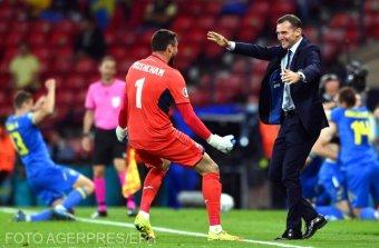 Sevcsenko szerint minden lehetséges az angolok elleni negyeddöntőben