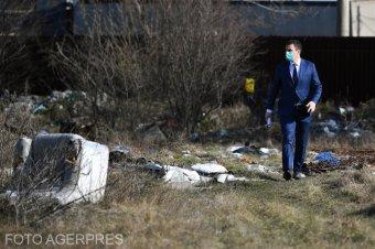 """Üzenet a """"szemétmaffiának"""": Tánczos Barna vezérletével, csendőrhaddal ütöttek rajta hulladékégetőkön"""