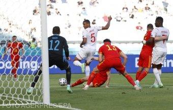 Osztozkodott a pontokon Wales és Svájc válogatottja