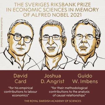 Amerikában dolgozó tudósok kapták a közgazdasági Nobel-emlékdíjat